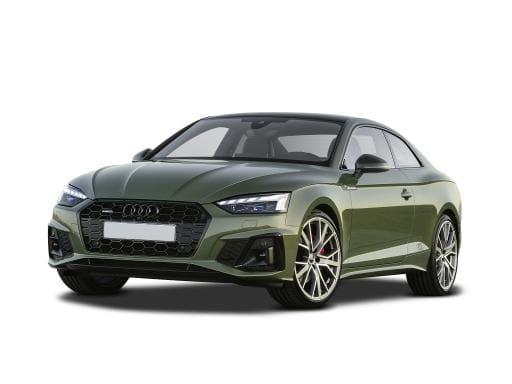Audi A5 Coupe 35 TFSI Edition 1 S Tronic [C&S] 2dr Auto [GL]