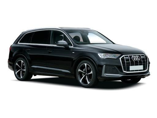 Audi Q7 Estate 55 TFSI e Quattro Black Edition [C&S] 5dr Auto [GL]