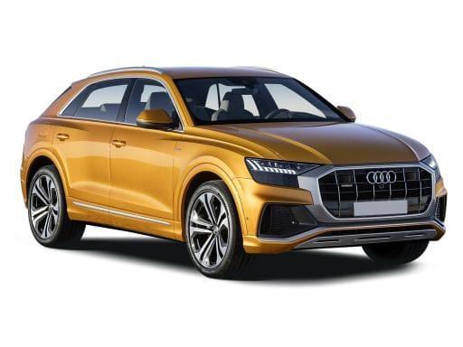Audi Q8 Estate 55 TFSI e Quattro Black Edition 5dr Auto [CPG] [12m]