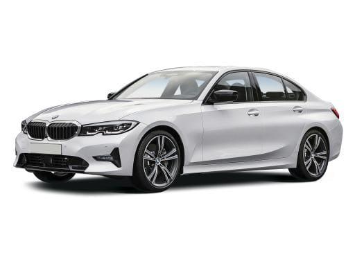 BMW 3 Series Saloon 318i M Sport 4dr Auto [GL]
