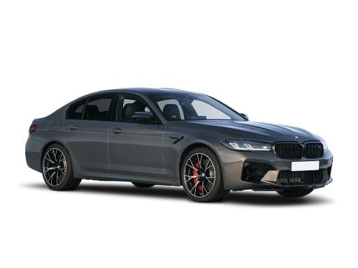 BMW M5 Saloon M5 Competition DCT Ultimate 4dr Auto [GL]