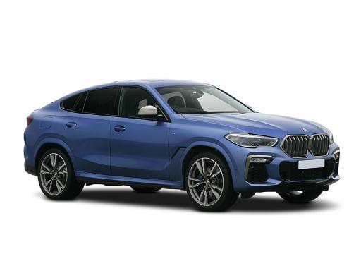 BMW X6 Estate xDrive 30d MHT M Sport 5dr Auto [GL]
