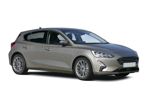 Ford Focus Hatchback 1.0 EcoBoost Zetec 5dr Manual [TFT] [3m]