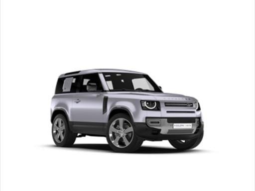 Land Rover Defender Estate 3.0 D200 Hard Top (LCV) 3dr Auto [GL]