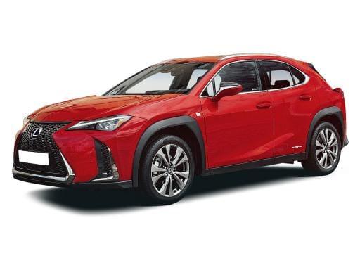 Lexus UX Hatchback 300e 150kW 54.3 kWh E-CVT 5dr Auto [SP]