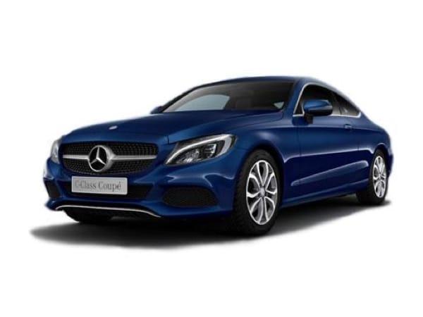 Mercedes-Benz C Class Coupe C200 AMG Line Edition 2dr Auto [GL]