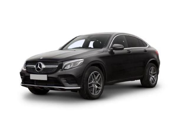 Mercedes-Benz GLC Coupe GLC 220d 4Matic AMG Line Premium 5dr Auto [GL]