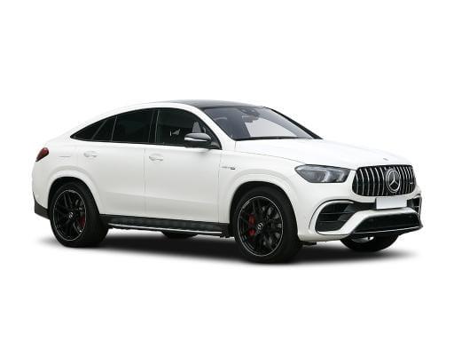 Mercedes-Benz GLE Coupe GLE 400d 4Matic AMG Line Premium Plus 5dr Auto [GL]