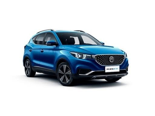 MG ZS Hatchback 105 kW Excite EV 45kWh 5dr Auto [SP]