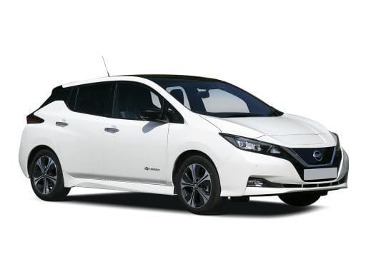 Nissan Leaf Hatchback 110kW N-Connecta 40kWh (1k) 5dr Auto [VS]