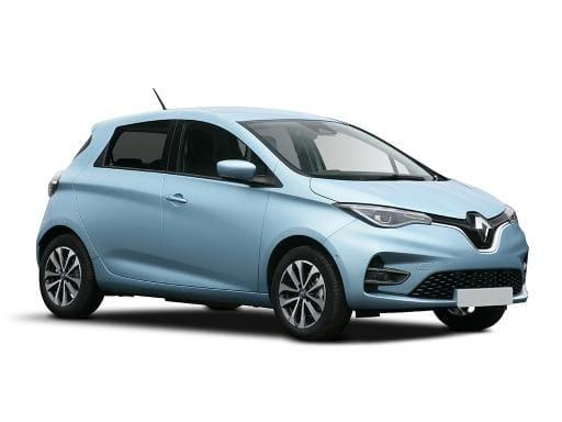 Renault Zoe Hatchback 100KW ICONIC R135 50kWh Rapid Charge 5dr Auto [VS]