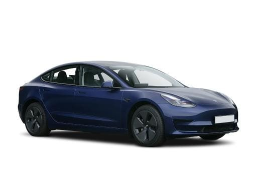 Tesla Model 3 Saloon Standard Range Plus [21 Plates] 4dr Auto [TMA]