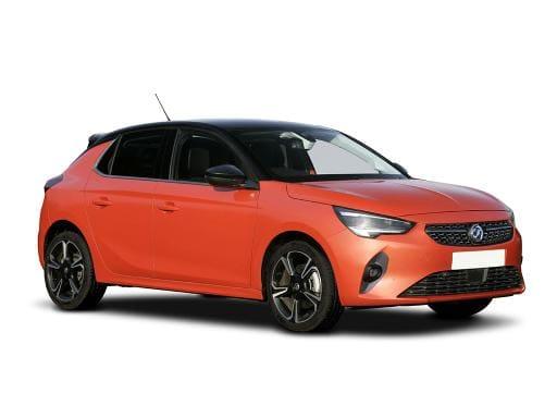 Vauxhall Corsa Hatchback E 100 kW Sri Nav Premium 50kWh (7.4kWCh) 5dr Auto [SP]