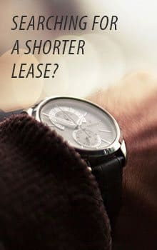 Looking for a Short-Term Car Lease?