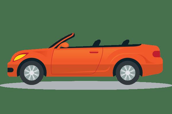 Convertible Car Subscription