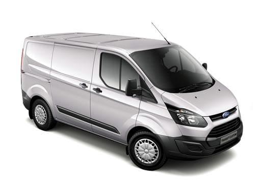 Ford Transit Custom Low Roof L2 Automatic Panel Van