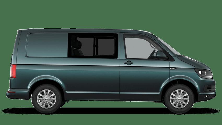 VW Transporter 2.0 TDI KOMBI LWB Manual Crew Van [6m] [VS]